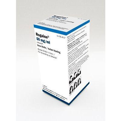 ROGAINE 50 mg/ml liuos iholle (2 annostelijaa)3x60 ml