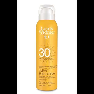 LW Clear Sun Spray 30 perf 125 ml