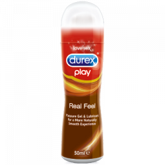 Durex Real Feel liukuvoide X50 ml