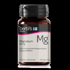 Bertils Kelasin Magnesium 100 tabl