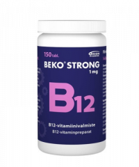 BEKO STRONG B12 1MG 150 KPL