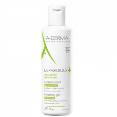 A-Derma Dermalibour+ foaming gel 250 ml