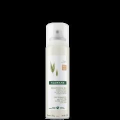 Klorane dry shampoo spray dark 150 ml