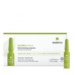 Sesderma FACTOR G Renew Biostimulating Ampoules 7x1,5 ml
