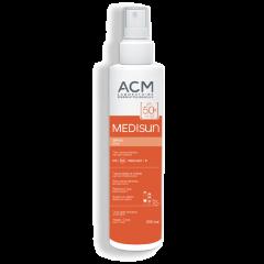 ACM Medisun SPF50+ suihkepullo aurinkovoide 200 ml