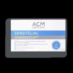 ACM Sensitelial atooppinen kuiva iho hoitava saippua 100 g
