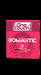One Touch Romantic kondomit romanttinen tuoksu 3 kpl