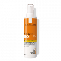LRP Anthelios Invisible SPF50+ aurinkosuojasuihke 200 ml