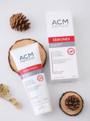 ACM Sebionex Gel Nettoyant ongelmaiho puhdistusgeeli 200 ml